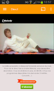 Melody – Vintage Forever- screenshot thumbnail