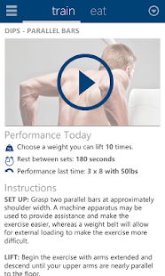 BodBot - Personal Trainer - screenshot thumbnail