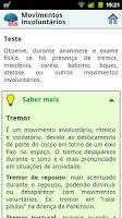 Screenshot of MedNeuro demo