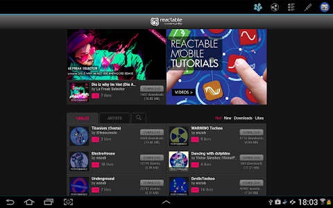 Reactable mobile v2.3.13