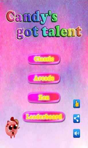 Candy's got talent