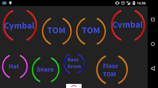 Tap Drummer Groove Music