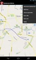 Screenshot of Cykelpumpe Odense