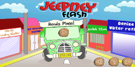 Jeepney Flash BETA