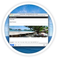 Gmail Pop-out compose