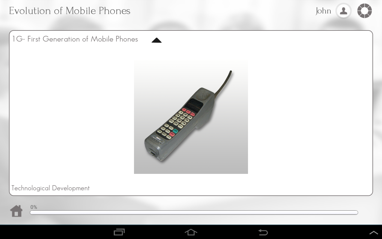 Mobile Phone 101 - screenshot