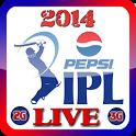 IPL 2014 Live 2G 3G icon