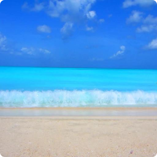 Blue Ocean Live Wallpaper HD