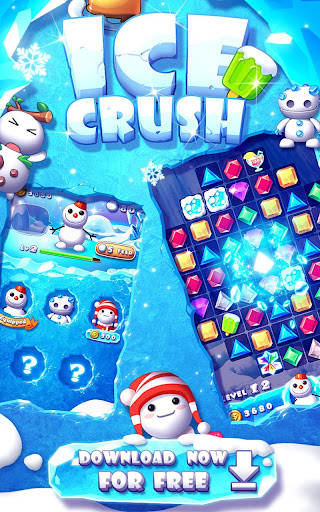 免費下載解謎APP|Ice Crush - 2016 Halloween app開箱文|APP開箱王