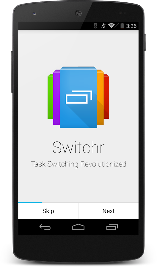 Switchr - App Switcher - screenshot