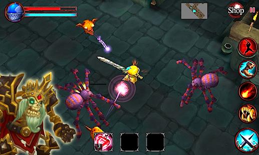 Mini Dungeon - Action RPG- screenshot thumbnail