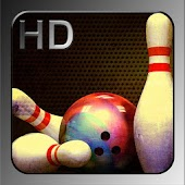 3D Bowling : Lanes on Fire