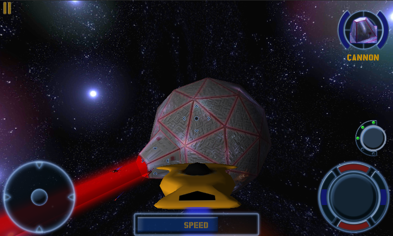 Cosmic Storm PRO - screenshot