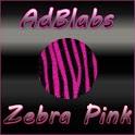 TSF Shell Theme Zebra Pink HD icon
