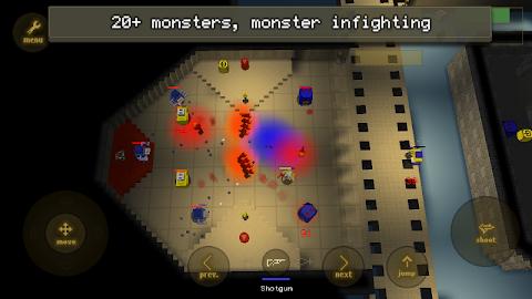 Alien Blitz Screenshot 3