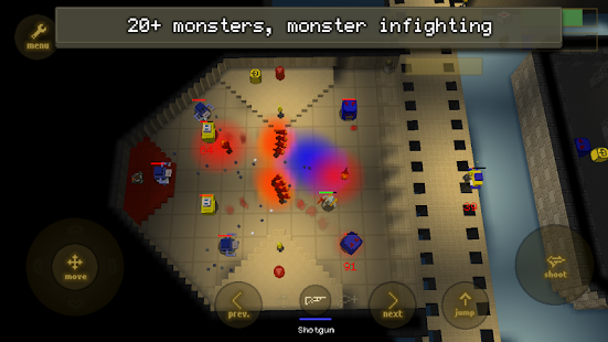 Alien Blitz Screenshot 3