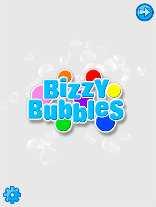 Bizzy Bubbles - screenshot