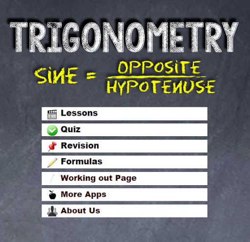 Trigonometry Maths