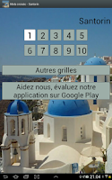 Screenshot of French Crosswords 2