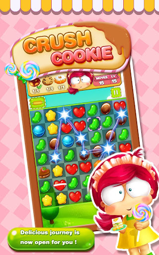 玩休閒App|Crush Cookie免費|APP試玩
