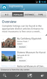 Denmark Travel Guide- screenshot thumbnail
