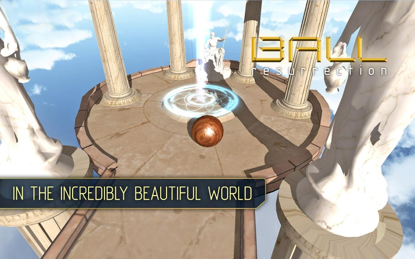 Ball Resurrection 3D- screenshot