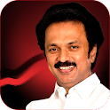 M.K Stalin Mobile APP DMK icon