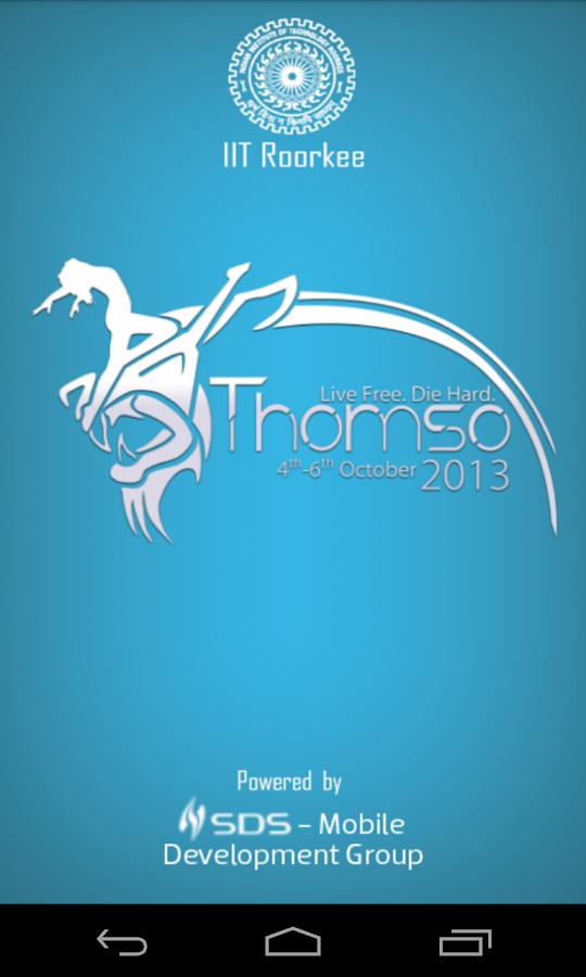 Thomso 2013 - screenshot