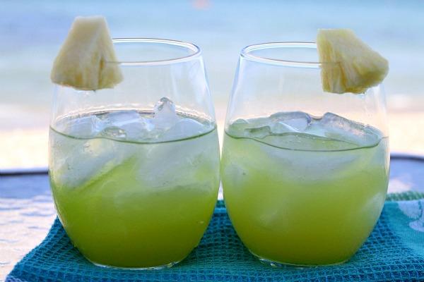 Pearl Harbor Cocktails Recipe