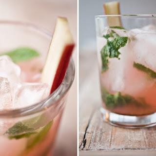 Rhubarb Drinks Alcohol Recipes.