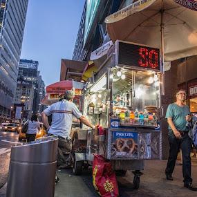A New York Minute by Lauren Carroll - Uncategorized All Uncategorized