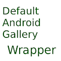 Gallery wrapper logo