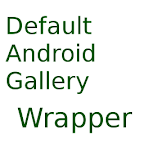 Gallery wrapper
