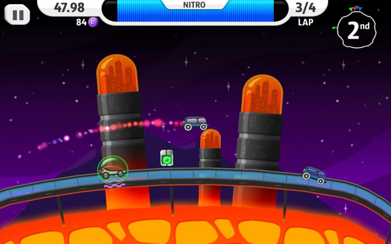 Lunar Racer screenshot #5