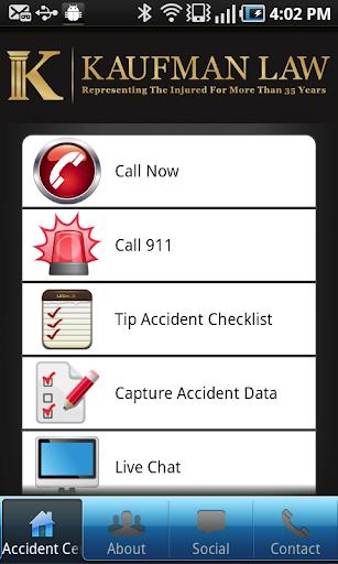 Accident Survival App