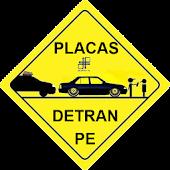 Placas Detran PE