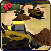 Heavy Excavator 3D Simulator 3