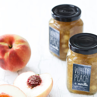 White Peach Jam Recipes.