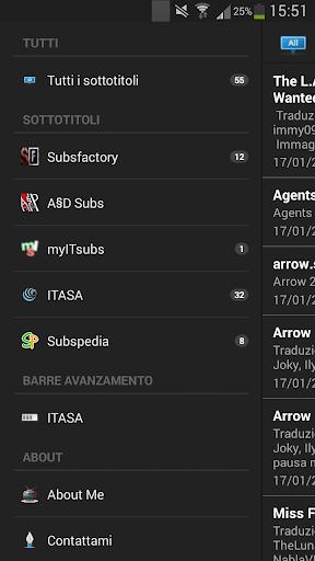 ItalianSubs RSS Notification