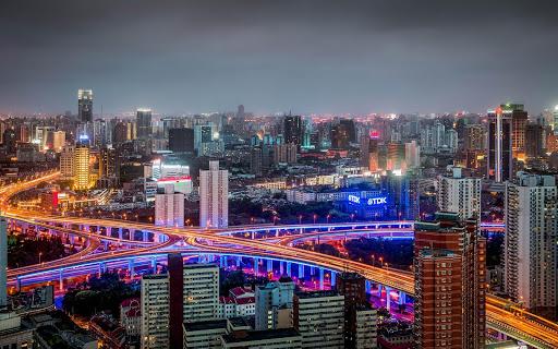 玩免費個人化APP|下載上海壁纸 app不用錢|硬是要APP