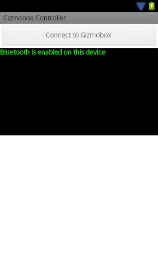 Gizmobox Controller App