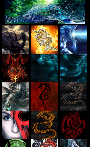 Dragon Fantasy wallpaper