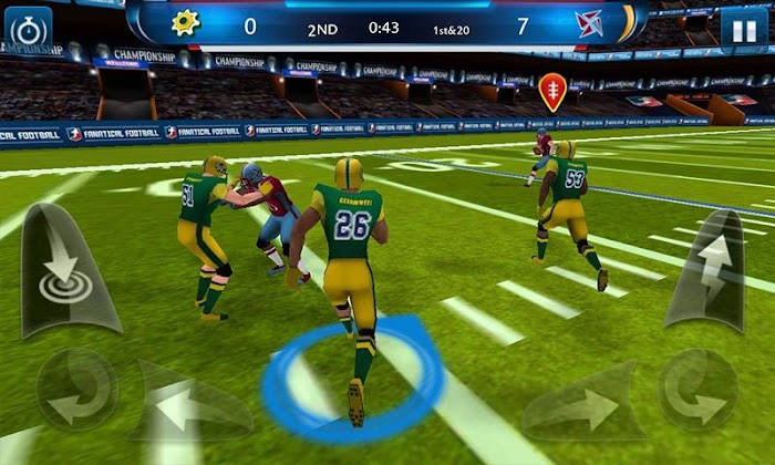 Fanatical Football- screenshot thumbnail