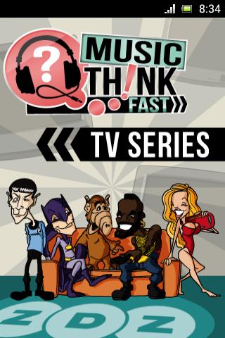 TV Series Music Quiz – MTF