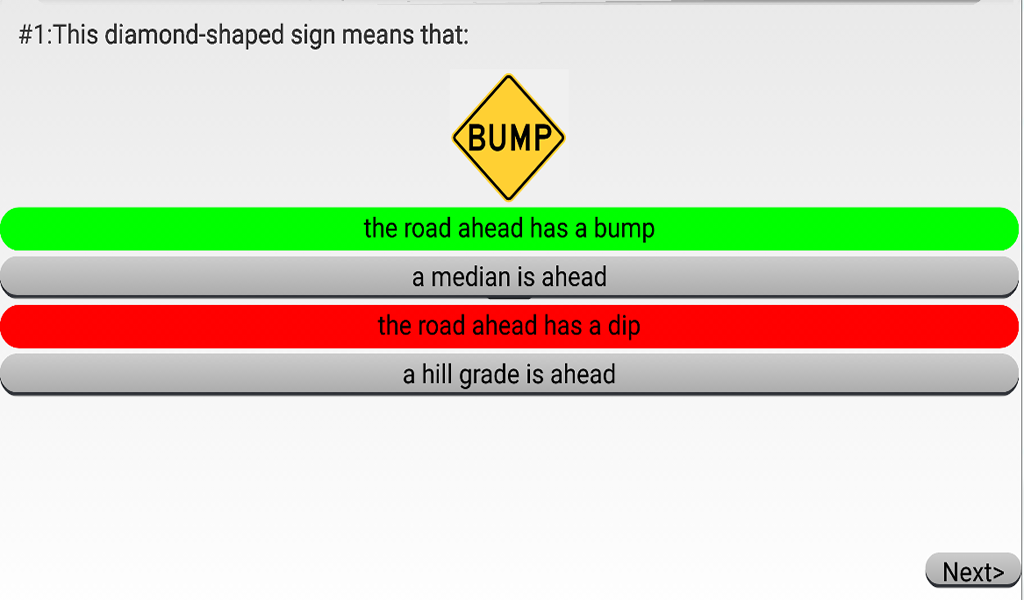nc dmv drivers test cheat sheet
