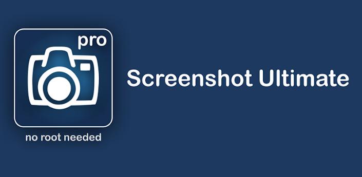 Screenshot Ultimate Pro - ver. 2.3.6