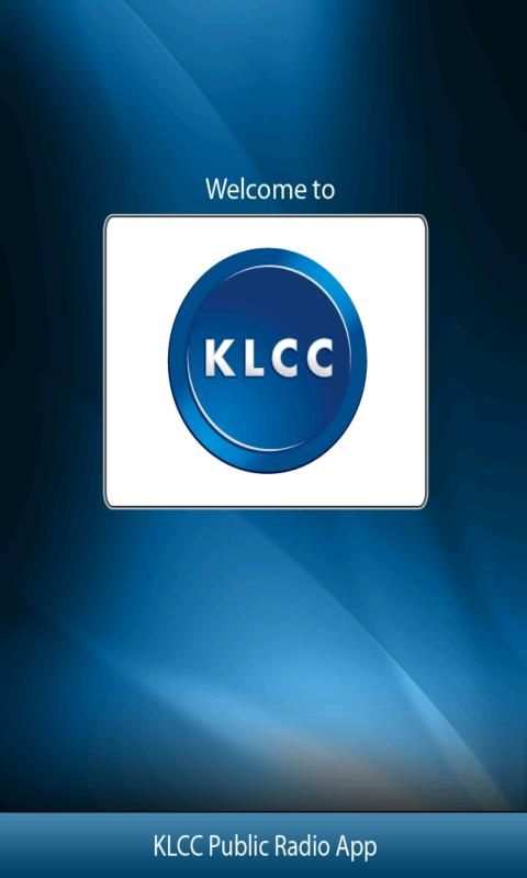 KLCC Public Radio App - screenshot