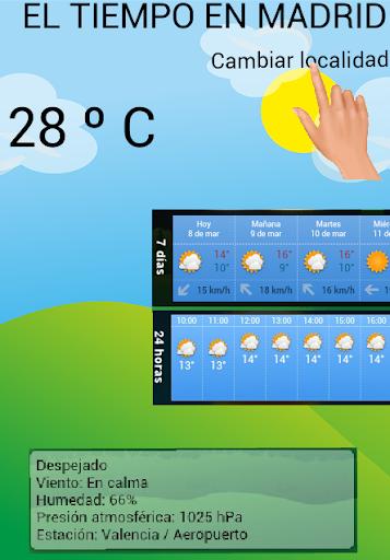 Termometro Tiempo Temperatura