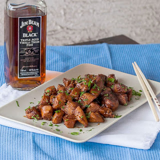 Whiskey Chicken.