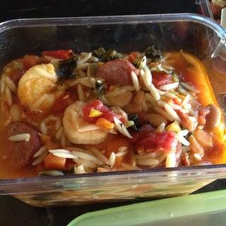 Andouille Sausage & Kale Soup